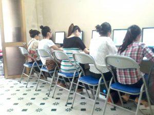 Lớp học kế toán tin học