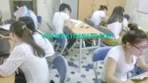 khóa học nguyên lý kế toán